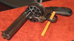 Pinfire Revolver