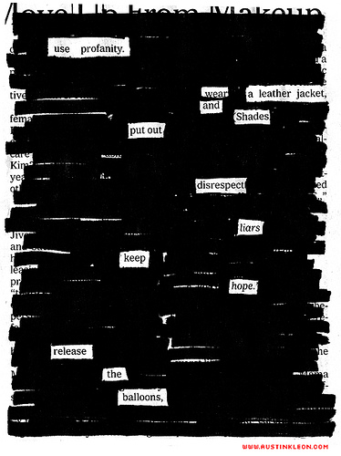 """How To Be Cool"" by Austin Kleon"""