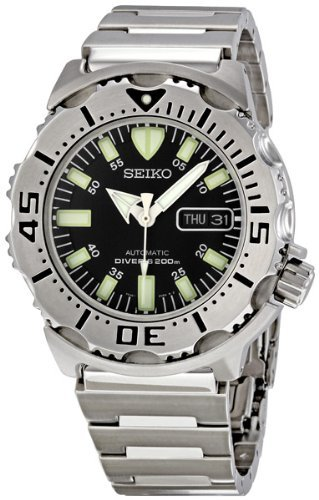 Seiko SKX 779K Black Monster