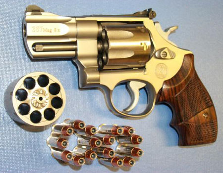 Smith &Wesson 627
