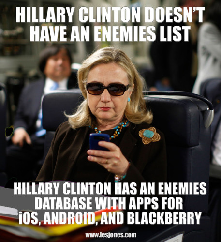 Hillary-Clinton-Enemies-Database