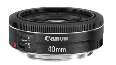 Canon 40mm Pancake