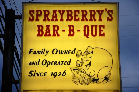 Sprayberry's BBQ