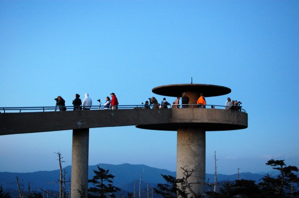 Clingman's Dome Tower