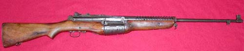 Johnson rifle of 1941