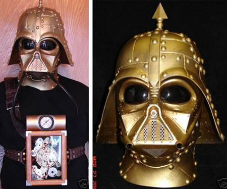 What's Your Hurdle? Steampunk-darth-vader-mask