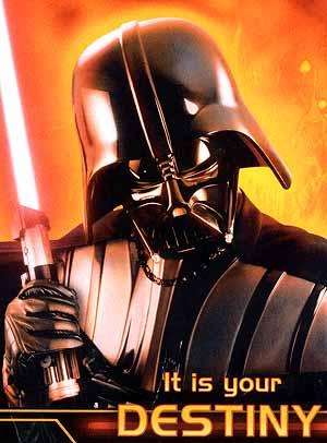 Stars Wars Party Invitation. Saturday, October 1st, 2005 | Star Wars |