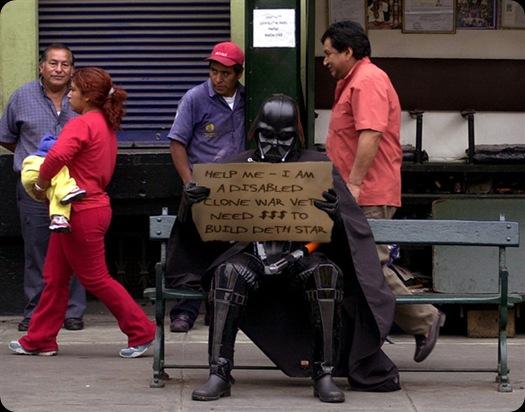 Bill E. Vader